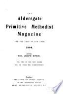 Aldersgate Primitive Methodist Magazine