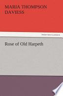 Rose of Old Harpeth