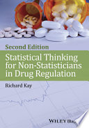 Statistical Thinking For Non Statisticians In Drug Regulation Book PDF