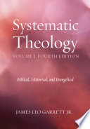 Systematic Theology  Volume 1  Fourth Edition