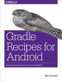 Gradle Recipes for Android Pdf/ePub eBook
