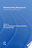 Reinterpreting Menopause Book