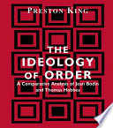 The Ideology of Order Book