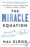 The Miracle Equation