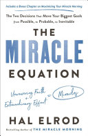 Pdf The Miracle Equation