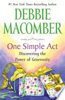 One Simple Act Book
