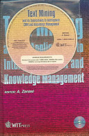 Text Mining and Its Applications to Intelligence  CRM and Knowledge Management