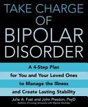Take Charge Of Bipolar Disorder Book PDF