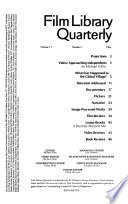 FLQ, Film Library Quarterly