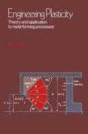 Engineering and Plasticity [Pdf/ePub] eBook