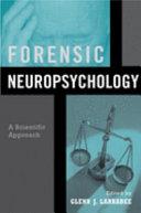 Forensic Neuropsychology Book