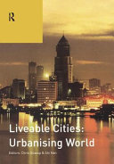 Liveable Cities