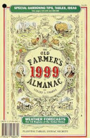 Old Farmer's Almanac 1999