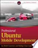 Professional Ubuntu Mobile Development Book