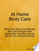 At Home Body Care
