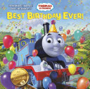 Best Birthday Ever Thomas Friends  Book PDF
