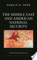The Middle East and American National Security