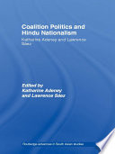 Coalition Politics and Hindu Nationalism