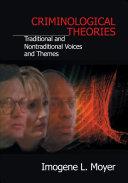 Criminological Theories