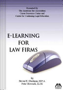E-learning for Law Firms