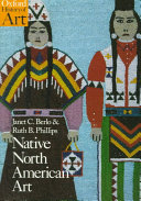 Cover of Native North American Art