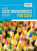 CCEA Higher Gcse Mathematics