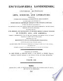 Encyclopaedia Londinensis, Or, Universal Dictionary of Arts, Sciences, and Literature
