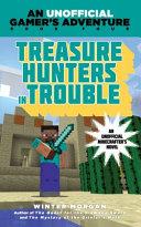 Treasure Hunters in Trouble Book