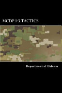 Mcdp 1 3 Tactics