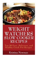 Weight Watchers Recipes Book PDF