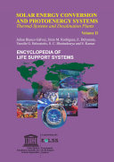 SOLAR ENERGY CONVERSION AND PHOTOENERGY SYSTEMS: Thermal Systems and Desalination Plants-Volume II