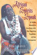 African Spirits Speak