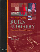 Achauer and Sood's Burn Surgery