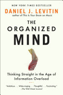 Pdf The Organized Mind Telecharger