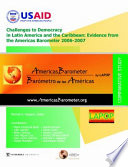 Challenges To Democracy In Latin America And The Caribbean