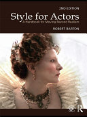 Style For Actors 2nd Edition