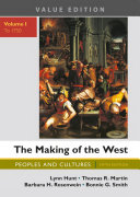 The Making of the West, Value Edition, Volume 1