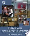 Sustainable Commercial Interiors Book