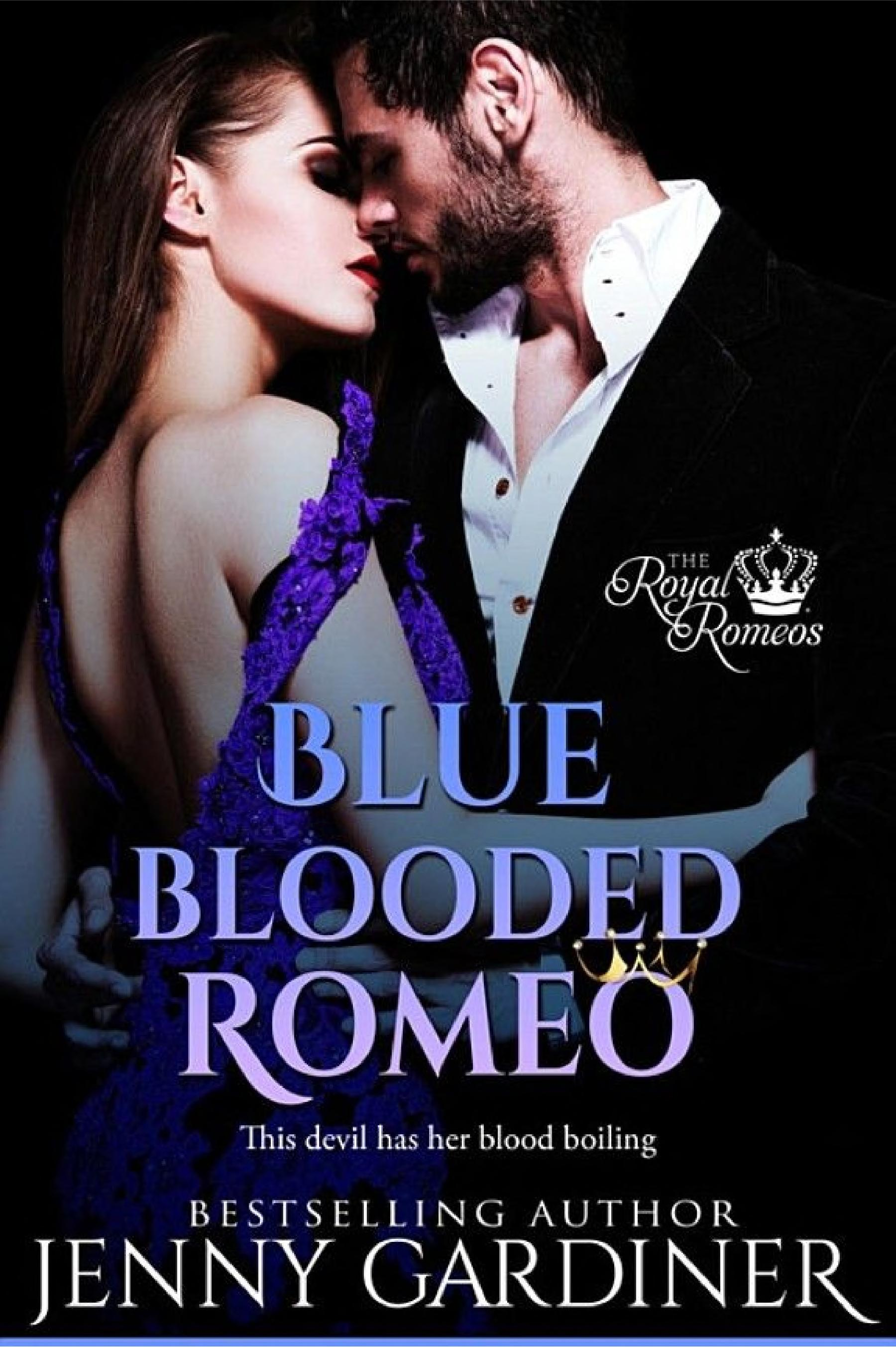 Blue Blooded Romeo