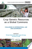 Crop Genetic Resources As A Global Commons Book PDF