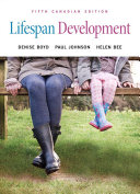 Lifespan Development  Fifth Canadian Edition  Book