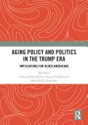 Aging Policy and Politics in the Trump Era Pdf/ePub eBook