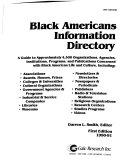 Black Americans Information Directory