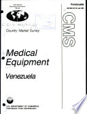 Medical equipment, Venezuela