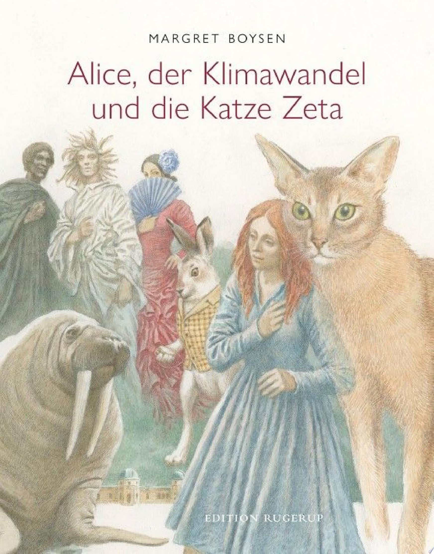 Alice  der Klimawandel und die Katze Zeta