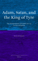Adam  Satan  and the King of Tyre