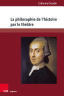 Pdf La philosophie de l'histoire par le théâtre Telecharger