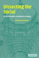 Cover of Dissecting the Social