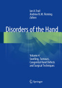 Pdf Disorders of the Hand Telecharger