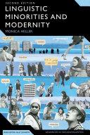 Linguistic Minorities and Modernity